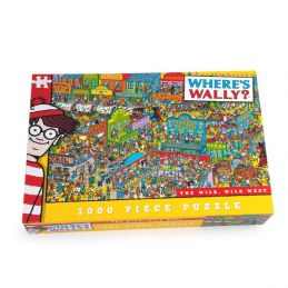 Where's Wally The Wild Wild West Jigsaw