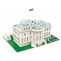 CubicFun C060H White House Washington DC 3D Puzzle