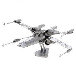 Metal Earth Star Wars X Wing Fighter 3D Laser Cut Model Kit