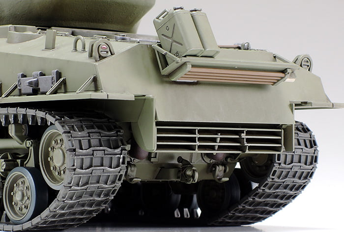 Tamiya U S  Medium Tank Sherman