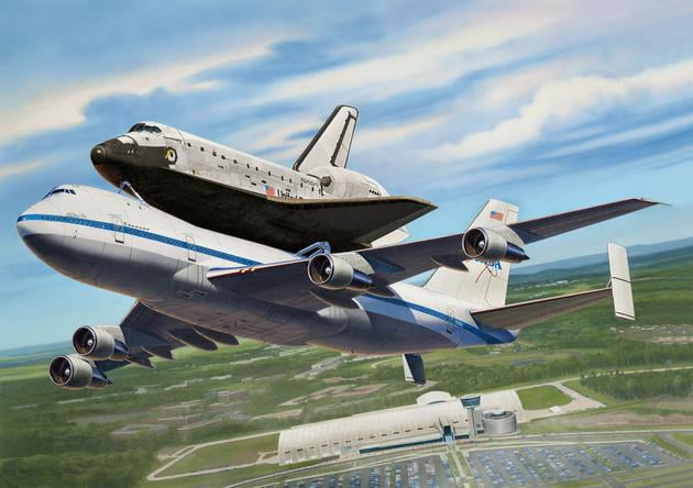 boeing flight museum space shuttle - photo #30