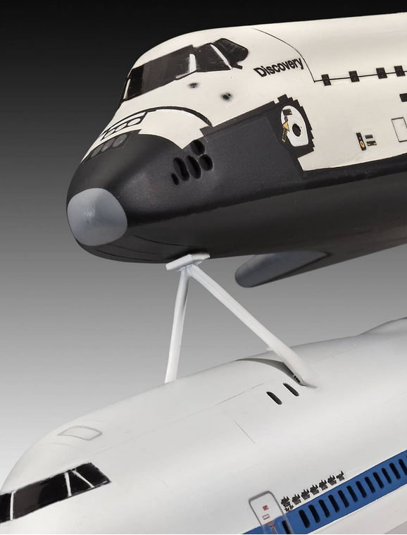space shuttle model revell - photo #18