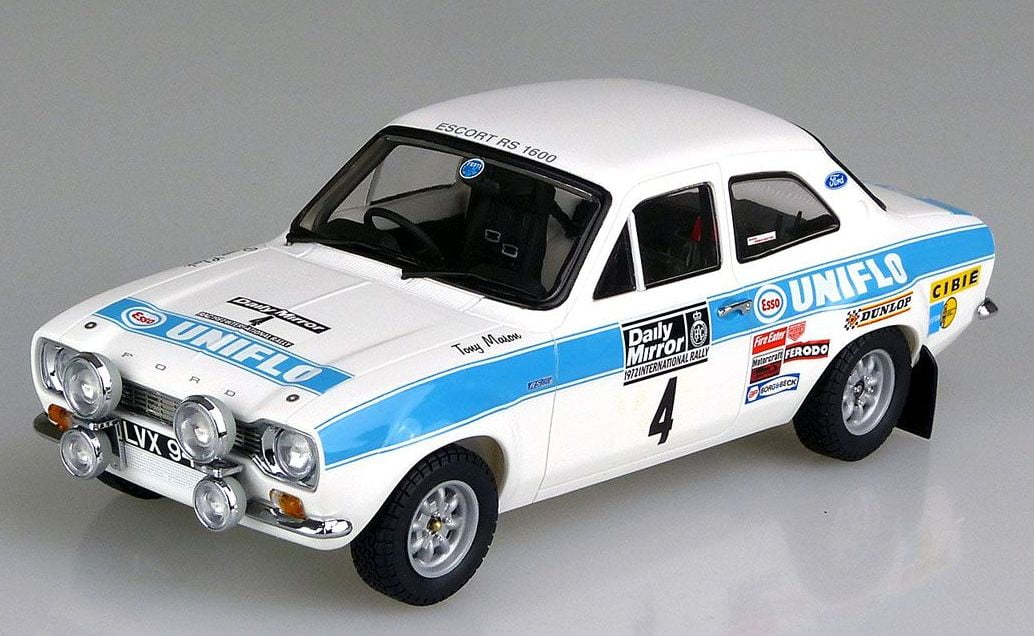Ford escort model car