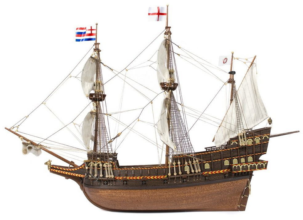 Occre Golden Hind 1 85 Scale Model Ship Kit