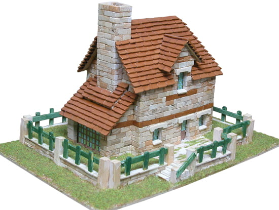 aedes ars rural house building construction kits aed1410 hobbies