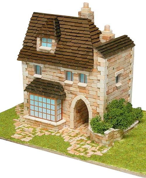 aedes ars english house building construction kits aed1413 hobbies