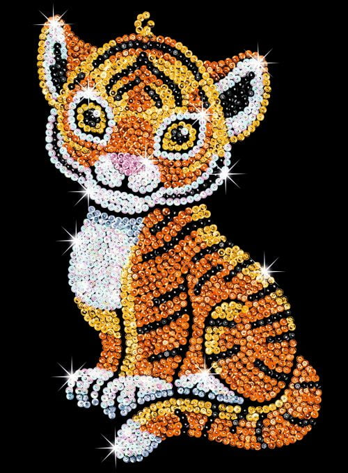 Sequin Pets Craft Kits