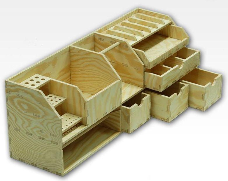 Woodshop Diy Wood Craft Kits