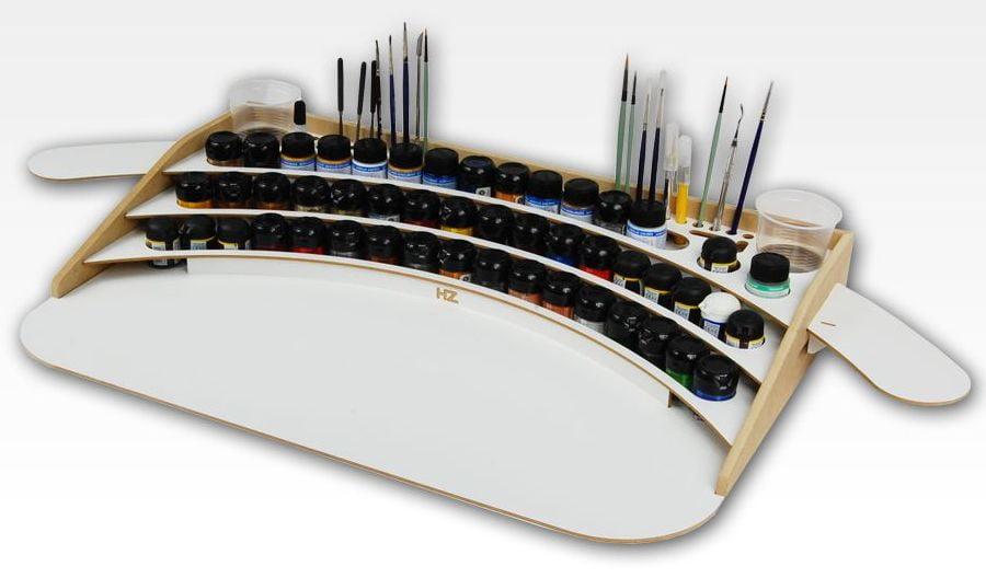 hobbyzone professional paint station 60cm x 40cm. Black Bedroom Furniture Sets. Home Design Ideas