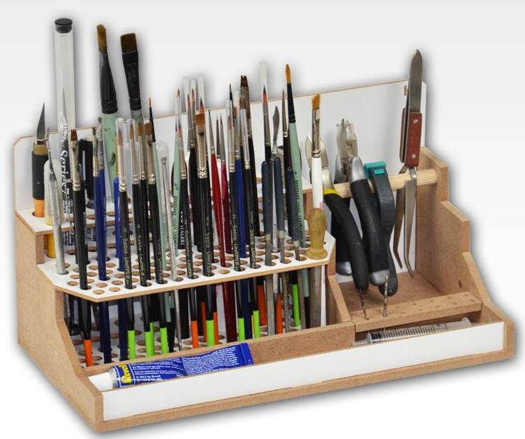 Hobbyzone Brushes And Tools Workshop Module Hz Om7 Hobbies