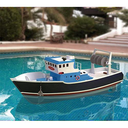 Artesania latina atlantis fishing trawler boat kit for Fishing rc boat
