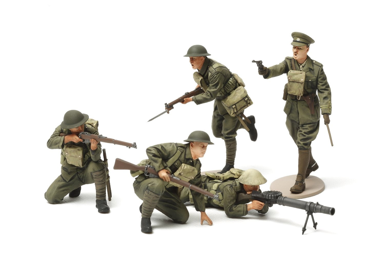 WWI Military Miniatures