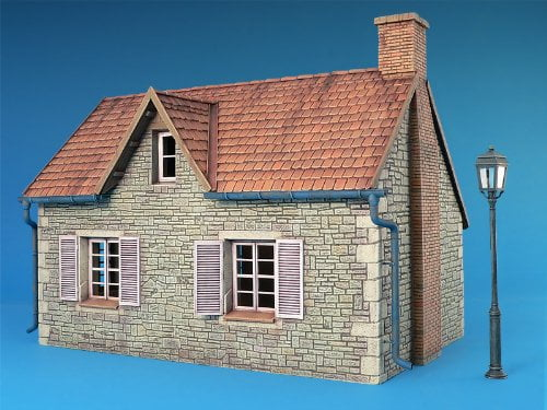 radio controlled cars kits with Miniart French Village House 1 535 Scale Plastic Model Dioroma Kit on Wti0001p as well Tandy Radio Shack Golden Arrow 1987 also 5112D Note likewise 159443696 likewise Free Rc Hydroplane Boat Plans.