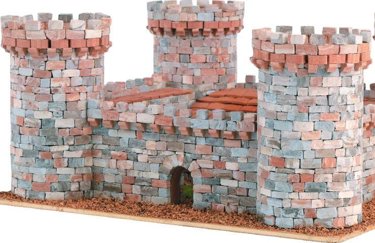 Domus Kits Medieval Castle Brick Kit