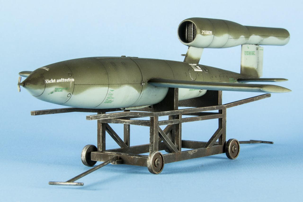 Tamiya V 1 Fieseler Fi103 Flying Bomb 1 48 Scale Plastic