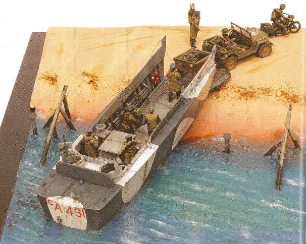 Airfix Landing Craft