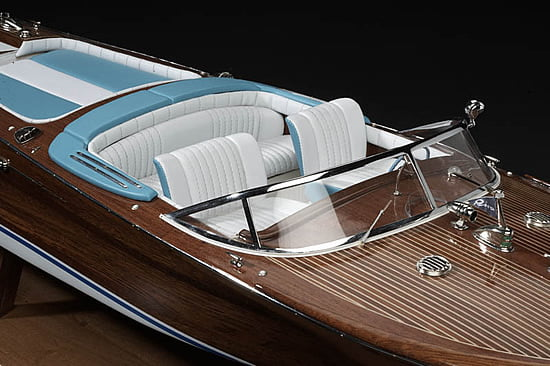 Amati Riva Aquarama Italian Runabout 1/10 Model Boat Kit 1608 | Hobbies