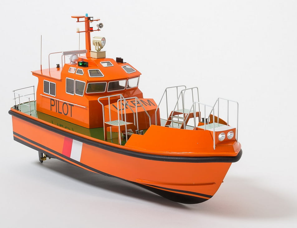 Aeronaut Pilot Model Boat Kit - Suitable For Radio Control - available ...