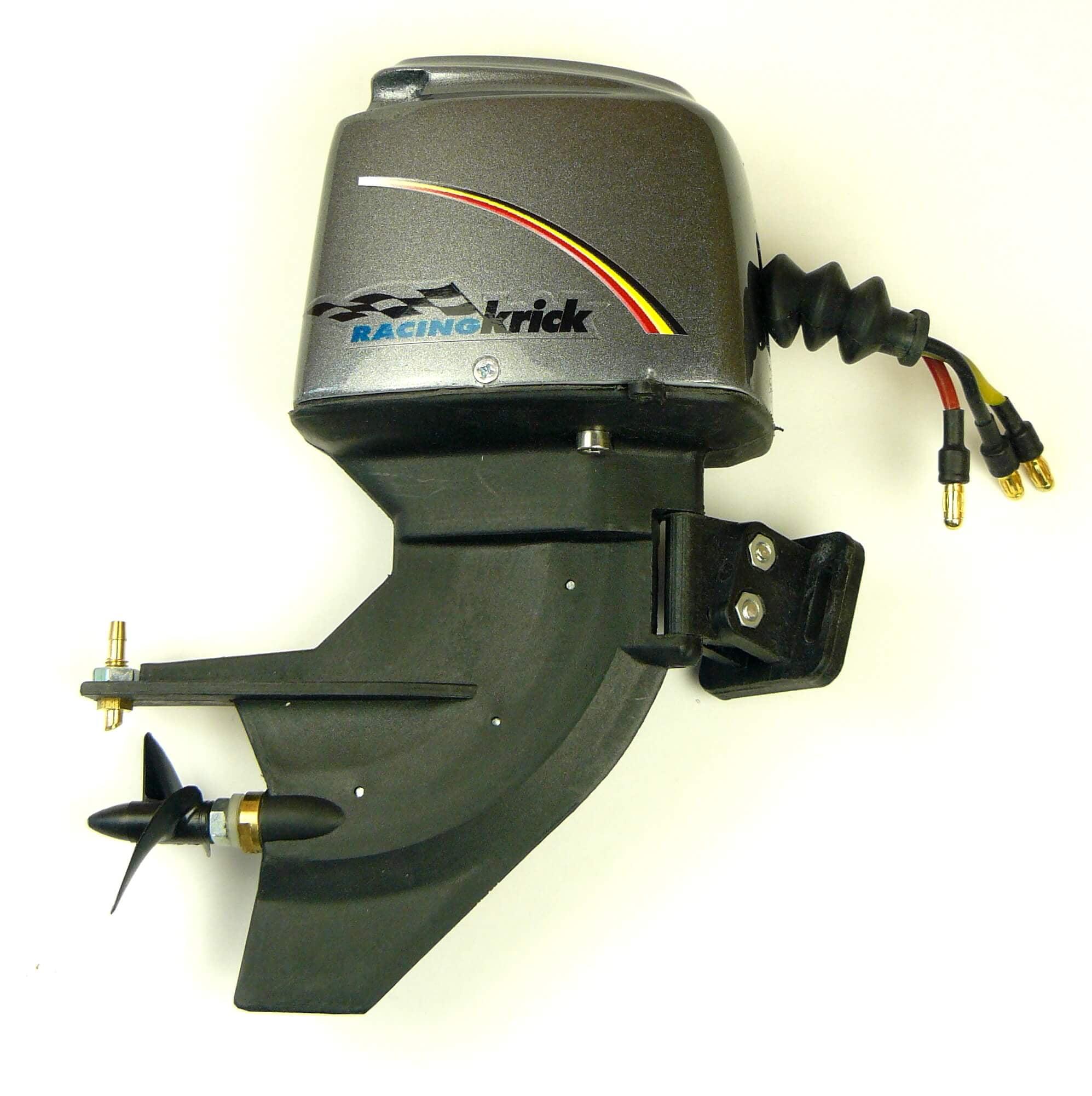 Krick Pan 21 Outboard Motor 26315 Hobbies