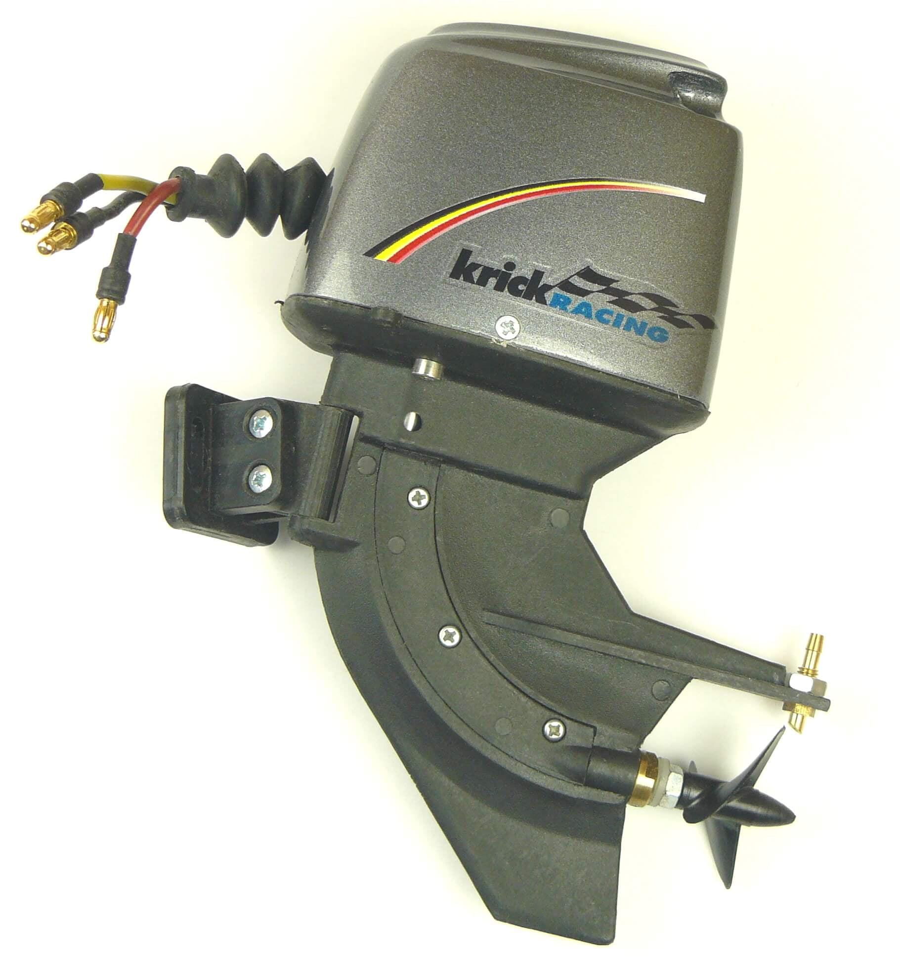 Krick Pan 21 Outboard Motor 26315 Hobbies