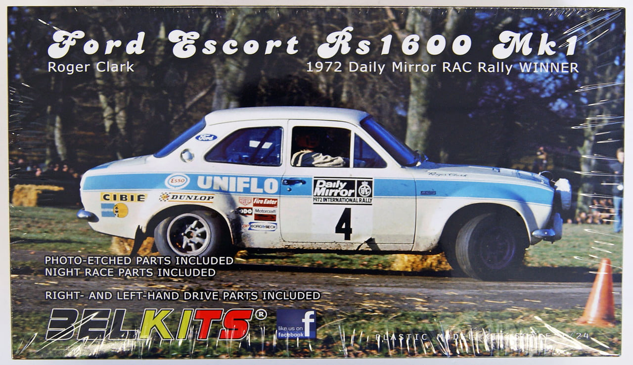 Ford Escort RS1600 Mk.1