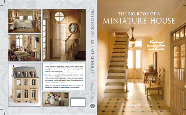 The Big Book Of A Miniature House By Christine Lea Frisoni