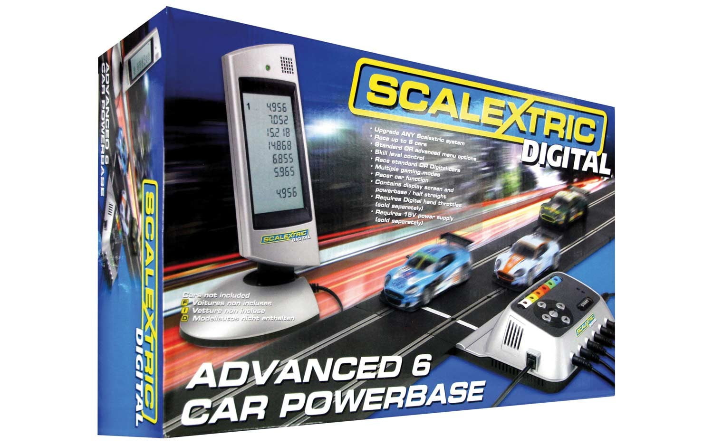 Scalextric Digital Advanced 6 Car Powerbase