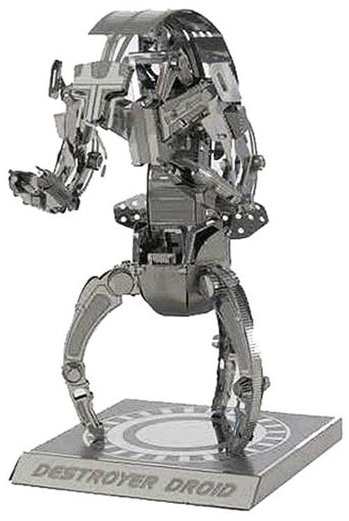 Metal Earth Star Wars Destroyer Droid 3d Laser Cut Model