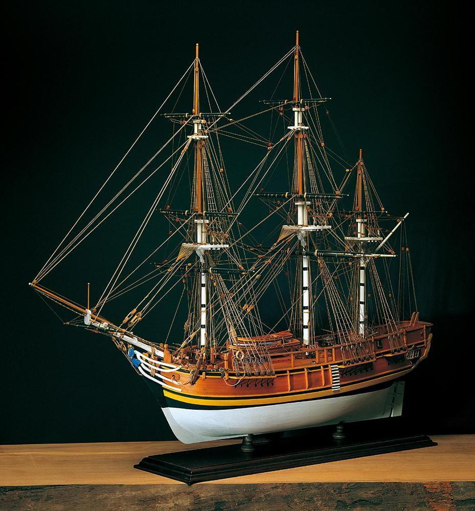 Amati Models Hms Bounty Ship Kit Hobbies
