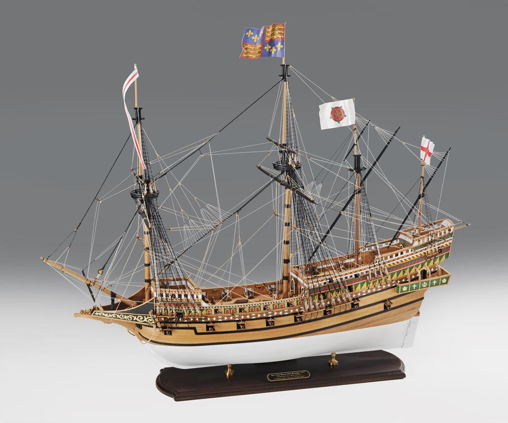 Amati Revenge 1577 Elizabethan Navy Royal Warship 1:64 ...