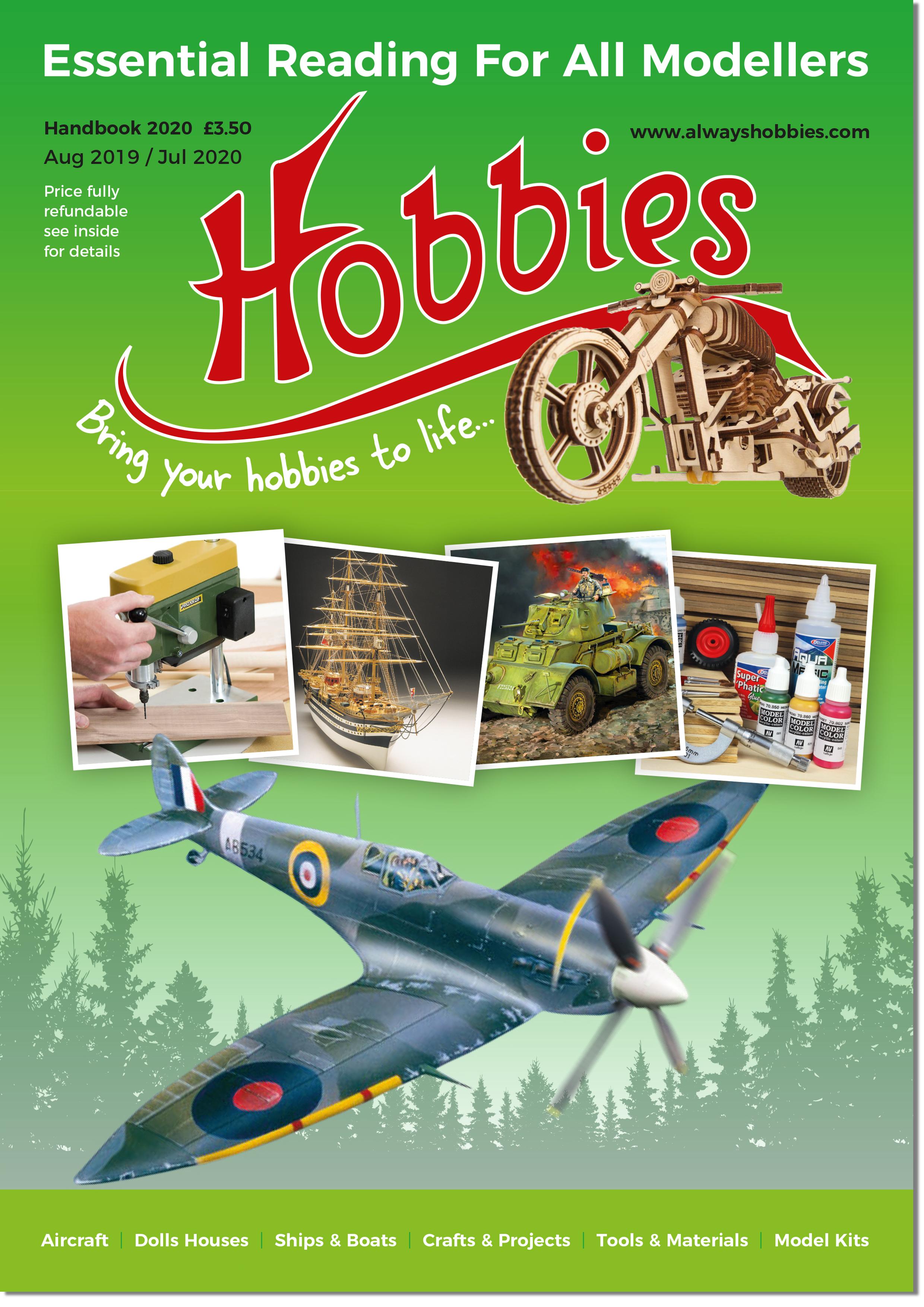 2020 Hobbies Handbook
