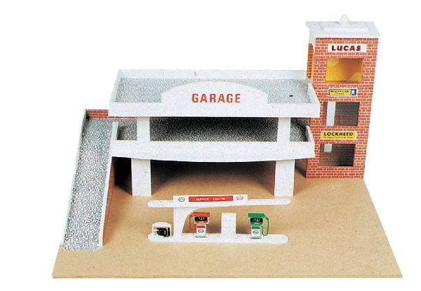 Tower Garage Toy Plan Hobbies