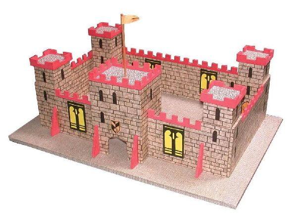 Hobbies Toy Castle Plan Fittings and Wood Pack | Hobbies