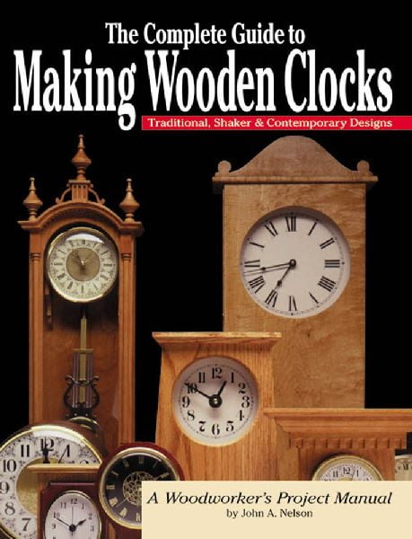 Making Wooden Clocks