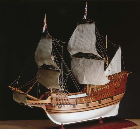 Amati Mayflower Period Ship Kit 1413 | Hobbies