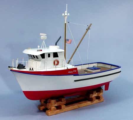 Dumas Jolly Jay Model Boat Kit 1231 | Hobbies