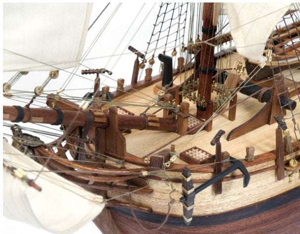 Occre HMS Bounty 1783 Cargo Ship 1:45 Scale Ship Model Kit 14006 | Hobbies