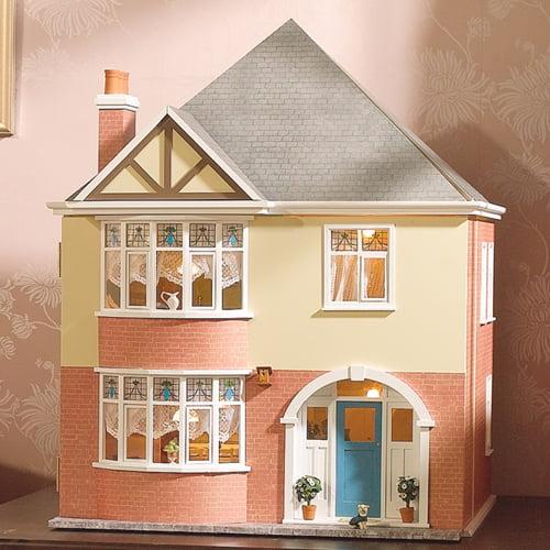 Mountfield Dolls House Kit By Dolls House Emporium