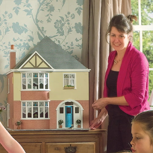 Mountfield Dolls House Kit By Dolls House Emporium