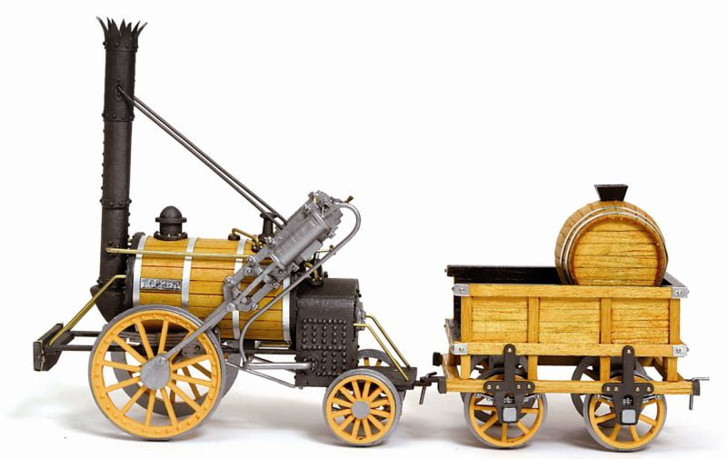 Occre Dynamic Motor Kits for Small Trains 55015 ROCKET//ADLER ENGINE