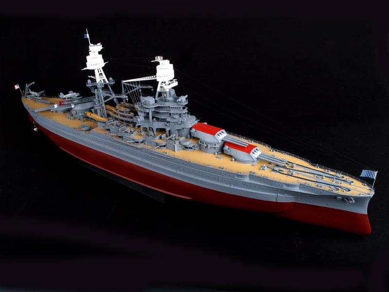Trumpeter USS Arizona 1:200 Scale Plastic Kit Limited Edition | Hobbies