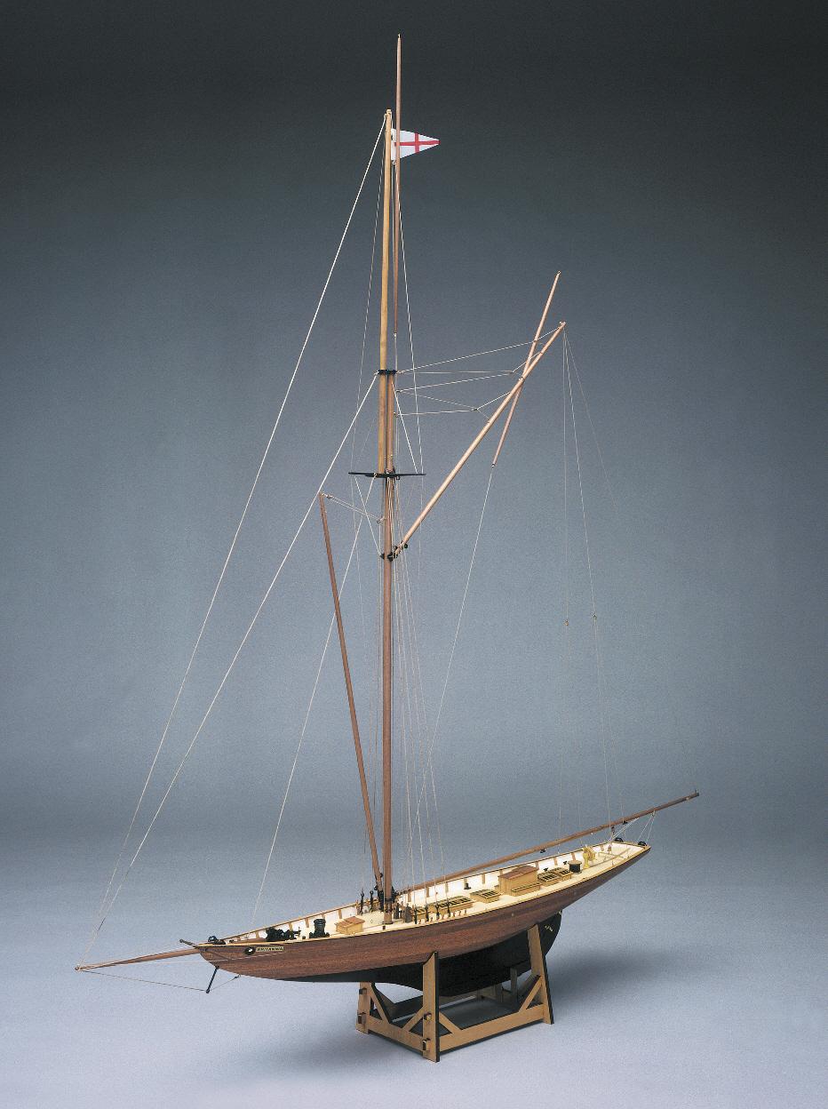 Mantua Britannia Royal Yacht Of The Prince Of Wales 1893 Yacht Kit Hobbies