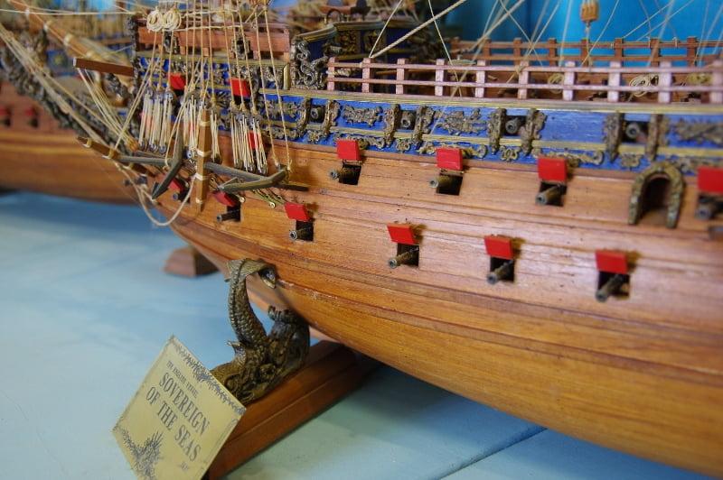 Mantua Models Sergal Sovereign Of The Seas 1 78 Scale