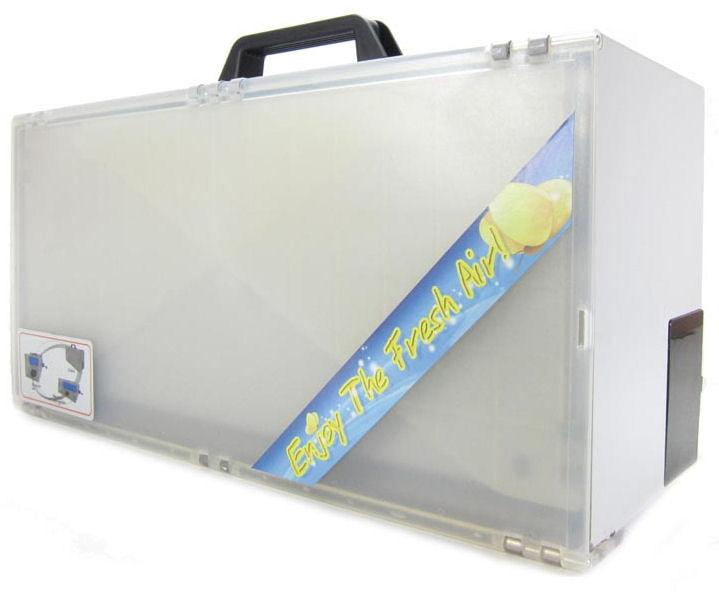 Portable Spray Booth - AB500   Hobbies
