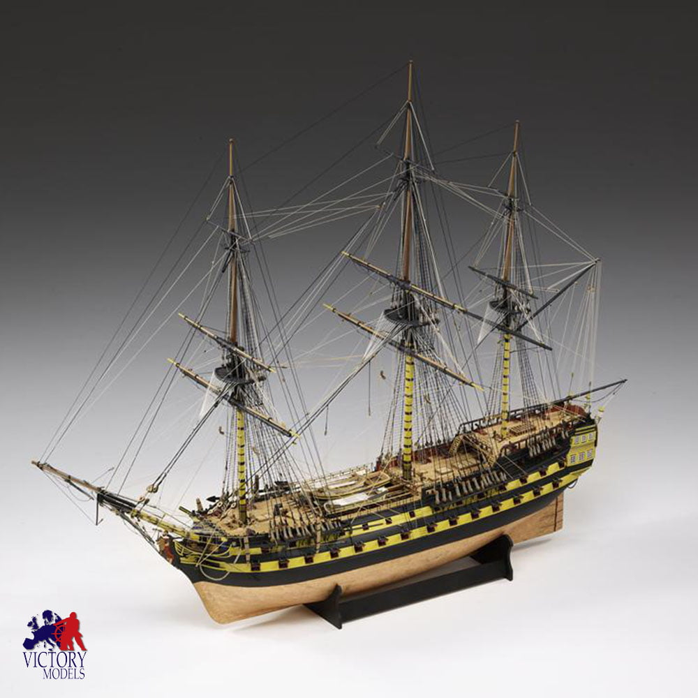 Hms Vanguard Model Ship Kit Victory Models 1300 04 Hobbies