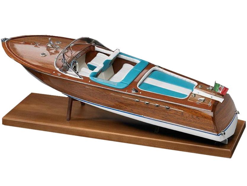 Amati Riva Aquarama Italian Runabout 1/10 Model Boat Kit 1608   Hobbies
