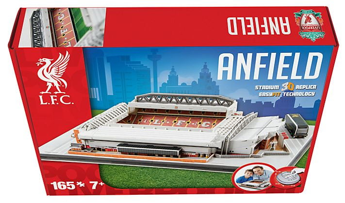 3d Replica Liverpool Football Club Anfield Stadium Easyfit