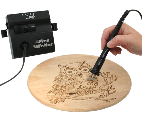Fire Writer Professional Pyrography Kit