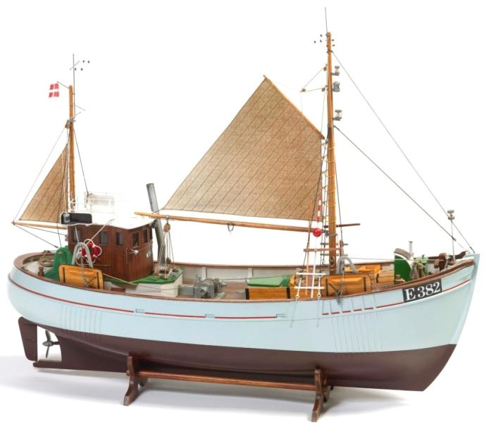 Billing Boats Mary Ann Boat Kit