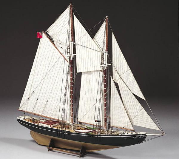 Billing Boats Bluenose 576 Wooden Model Ship Kit | Hobbies